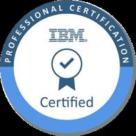 IBM Certified