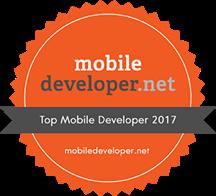 MobileDeveloper.net Top Mobile Developer 2017