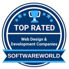 Top Web Design & Development Companies by SoftwareWorld