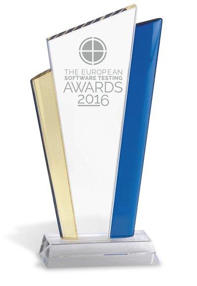 European Software Testing Awards 2016