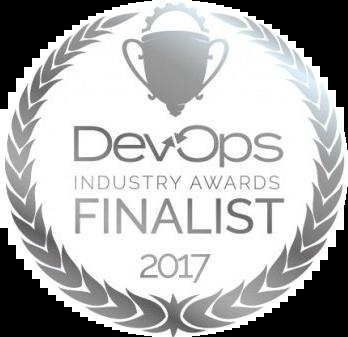 DevOps Industry Awards Finalist 2017