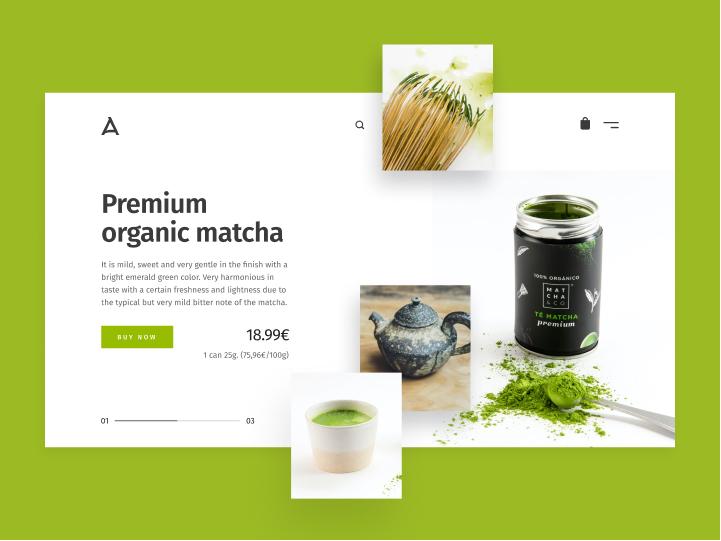 Angelinos Coffee & Tea Online Store 1
