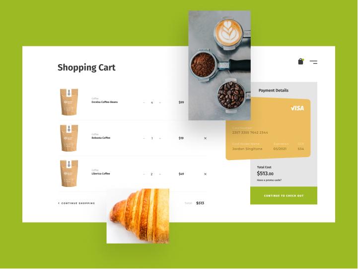 Angelinos Coffee & Tea Online Store 3