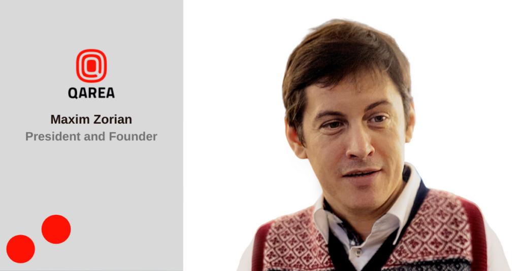 QArea's CEO, Max Zorian-Garkavtsev, Reveals How His Team Braced Against a Global Pandemic