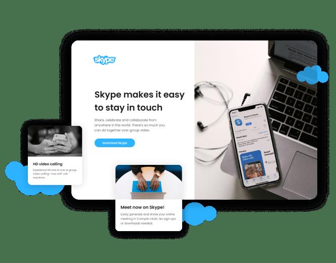 Skype Click to Call