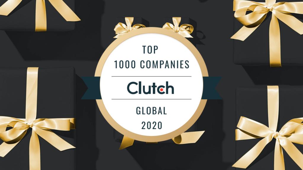 Clutch.co Listed QArea in their Top B2B Companies of 2020